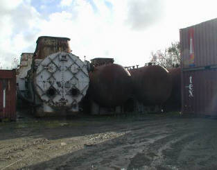 For Sale : Used Cogeneration 60 MW, 50Hz Gas-Steam Combined Cycle